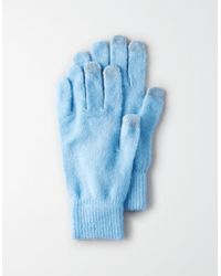American Eagle - Solid Touchpoint Glove - Lyst