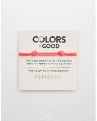American Eagle - Colors X Good Mood Bracelet - Lyst