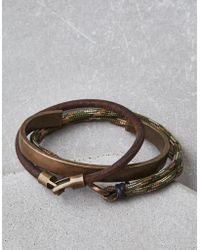 American Eagle - Olive Bracelet Set - Lyst