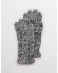 American Eagle - Tech Gloves - Lyst