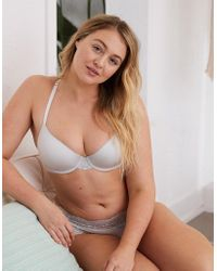 American Eagle - Day To Play® Plunge Pushup Bra - Lyst