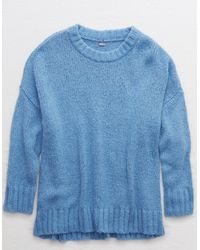 American Eagle - Big Sky Oversized Sweater - Lyst