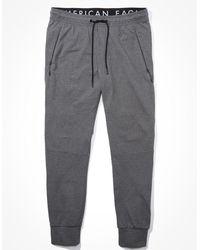 American Eagle Training jogger - Trousers - Men - Grey