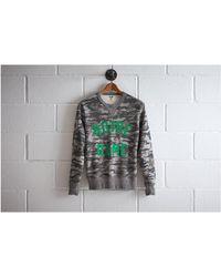 Tailgate - Men's Notre Dame Camo Sweatshirt - Lyst