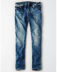 American Eagle Skinny Jean - Blue