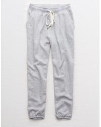 American Eagle - Cinched Easy Jogger - Lyst