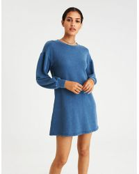American Eagle - Ae Active Puff Sleeve Dress - Lyst