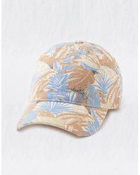 American Eagle Baseball Hat - Blue