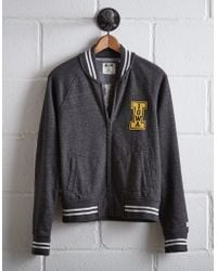 Tailgate - Women's Iowa Bomber Jacket - Lyst