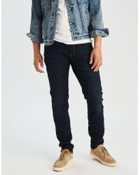 American Eagle - Ae Extreme Flex Slim Straight Jean - Lyst