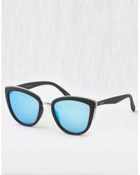 American Eagle - Quay My Girl Sunglasses - Lyst