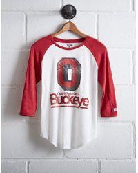 Tailgate - Women's Ohio State Baseball Shirt - Lyst