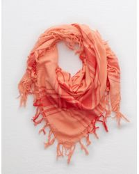 American Eagle Scarf - Multicolor