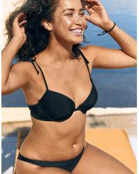 American Eagle - Push Up Underwire Bikini Top - Lyst