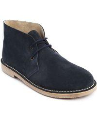 Menlook Label Blake Navy Detby Shoes - Lyst