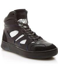 Puma X Alexander Mcqueen Move Mid Sneakers - Lyst