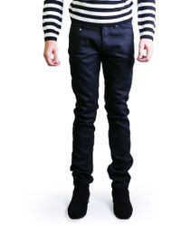 Saint Laurent | black Vintage Black Jeans | Lyst