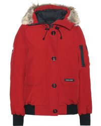 Canada Goose Chilliwack Down Jacket - Lyst