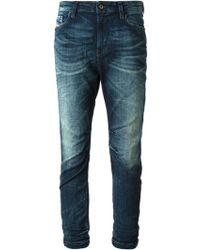 Diesel Boyfriend Jeans - Lyst