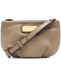 Marc By Marc Jacobs New Q Percy Leather Bag - Lyst