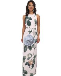 Ted Baker Racha Distinguishing Rose Maxi Dress - Lyst