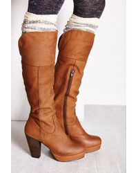 Steve Madden Sm Rackey Tall Boot - Lyst
