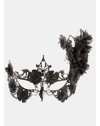Asos Masquerade Floral Mask - Lyst