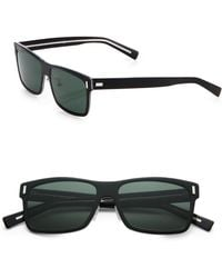 Dior Homme Crystaltie Acetate Sunglasses - Lyst