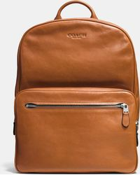 COACH | Hudson Backpack In Sport Calf Leather | Lyst