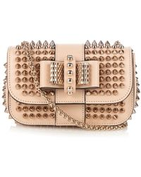 Christian Louboutin Sweety Charity Mini Shoulder Bag - Lyst