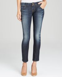 Hudson Jeans - Nicole Ankle Skinny in Runaway - Lyst