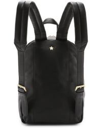 Ash - Danica Large Leather Backpack - Lyst