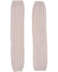 Jucca Gloves pink - Lyst