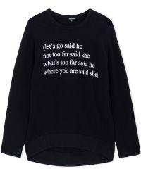Ann Demeulemeester | Sweatshirt | Lyst