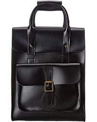 Dr. Martens - Small Leather Backpack - Lyst