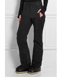 Peak Performance - - Supreme Courchevel Piqué-paneled Shell Ski Pants - Black - Lyst