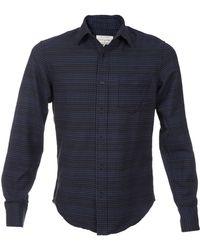 Rag & Bone Yokohama Button Front Shirt - Lyst