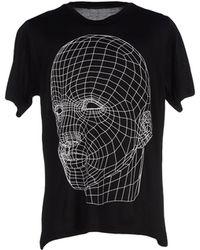 Christopher Kane | black T-shirt | Lyst
