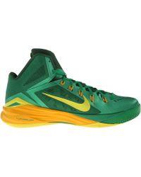 Nike Green Hyperdunk - Lyst