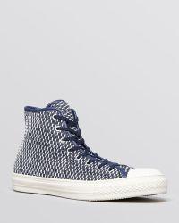 Converse Jack Purcell Jeffrey Stripe Slipon Sneakers - Lyst