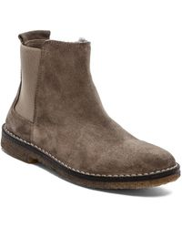 Vince Cody Bootie with Sheep Shearling Lining - Lyst