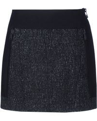 Paco Rabanne Mini Skirt - Lyst