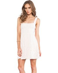 Free People Turn Back Time Dress - Lyst