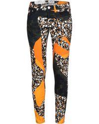 Acne Studios Multicolor Denim Pants - Lyst