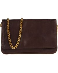 Donatella Lucchi Under-Arm Bags - Brown