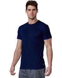 Polo Ralph Lauren Jersey Crewneck Shirt - Lyst