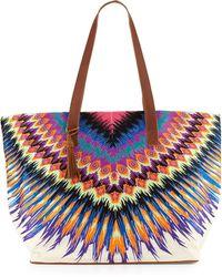 Pilyq | Printed Beach Tote Bag | Lyst