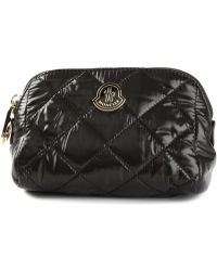 Moncler Quilted Beauty Case - Lyst