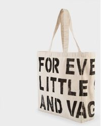 Paul Smith 'Blitz' Tote Bag - Lyst