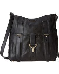 Cole Haan Black Chesney Hobo - Lyst